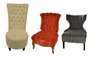 Upholstered and Specialty Chairs